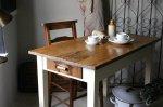 ◎△お急ぎ便不可△ イギリスアンティーク家具 オールドパイン テーブル 1900年代
