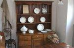 ◎△お急ぎ便不可△ イギリスアンティーク家具 1890年代オールドパインカップボード(食器棚)