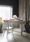 ◎△お急ぎ便不可△ フランスアンティーク家具 1900年代 ペイントテーブル