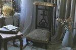 ◎△お急ぎ便不可△ ナポレオン3世時代の祈祷台 フランスアンティーク家具 椅子