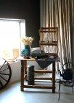◎△お急ぎ便不可△ イギリスアンティーク家具 1890年代 ラスティックテーブル