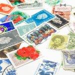 ◎【本物の切手】30枚 外国の古切手 [海外,中古,紙,ペーパー,コラージュ,郵便,スタンプ,stamp]