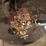 【本物の時計パーツ】3g 極小サイズ [時計部品,ギア,歯車,watch parts]●◇