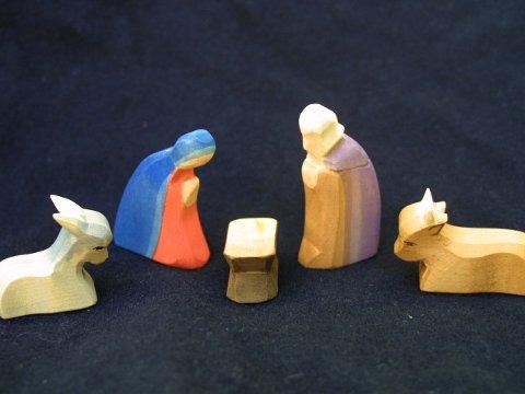 オストハイマーの聖誕セット<ミニ>