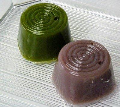 和三盆水菓 小豆・抹茶
