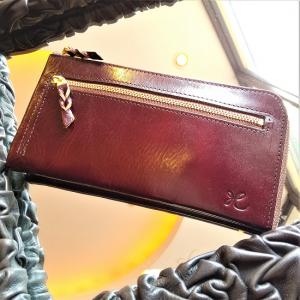 L型長財布(ロイヤルパープル)