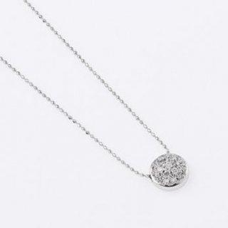 【販売終了】ピップスウィンク ネックレス ダイヤモンド0.216ct K18