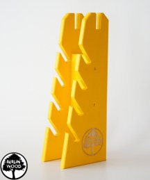 Berlinwood Fingerboard Rack yellow