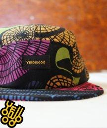 Yellowood 5panel【指スケ】