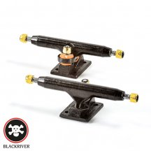BLACKRIVER TRUCKS black/black 32mm【トラック】