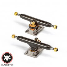 BLACKRIVER TRUCKS black/silver-32mm【トラック】