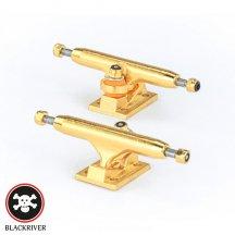 BLACKRIVER TRUCKS gold/gold-32mm【トラック】