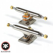 BLACKRIVER TRUCKS silver/silver-32mm【トラック】