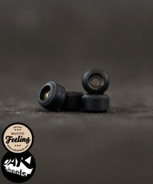 Oak Wheels Mini Black【指スケ】