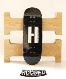 Hoodeck / STENCIL B/K【指スケ】