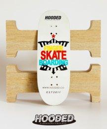 Hoodeck / SKATE W/T【指スケ】