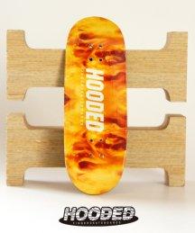 Hoodeck / FIREFIRE LOGO【指スケ】
