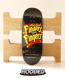 Hoodeck / FINGERFINGER BLACK【指スケ】
