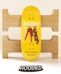 Hoodeck / ALL PEACE YELLOW【指スケ】