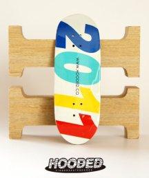 Hoodeck / 2011【指スケ】