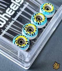 Ywheels Y2 DualW Graphic Blue【指スケ】