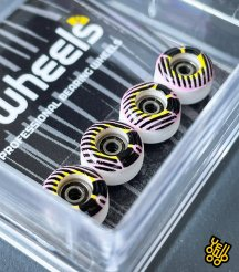 Ywheels Y3 DualW 65D Graphic Pink【指スケ】