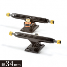 Blackriver Trucks X-Wide 2.0 black/black 34mm【指スケ】