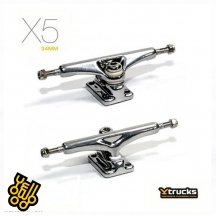YTRUCKS CHROME【34mm】X5【指スケ】