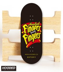 Hoodeck''2019【FingersFingers BLACK】LOW
