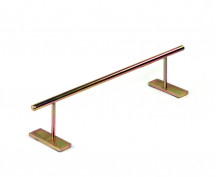 +blackriver-ramps+ Ironrail round gold