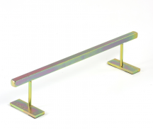 BLACKRIVER  Ironrail square gold
