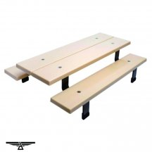 SCHOOLYARD PICNIC TABLE