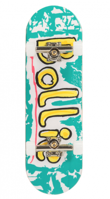 Bollie Logo Tape Fingerboard Set