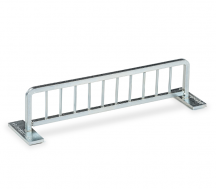 BLACKRIVER Iron Bike Rack silver