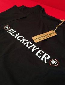 BLACKRIVER ロゴTシャツ