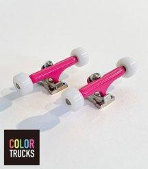 COLOR TRCKS  -32MM【ピンク】