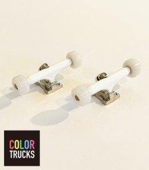 COLOR TRCKS  -32MM【ホワイト】