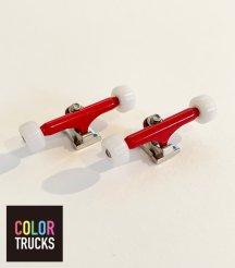 COLOR TRCKS  -32MM【レッド】