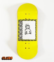 3) CLUB9 Fingerboards 7PLY【34x96MM】