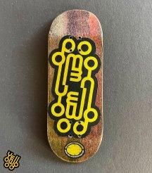 【 Yellowood 】LOGO DYE SERIES A