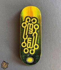 【 Yellowood 】LOGO DYE SERIES B