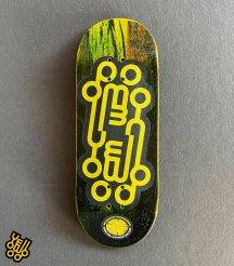 【 Yellowood 】LOGO DYE SERIES D