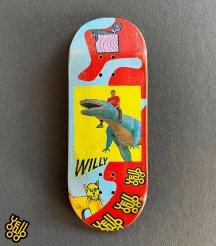 【 Yellowood 】WILLY III