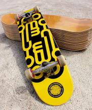 <img class='new_mark_img1' src='https://img.shop-pro.jp/img/new/icons5.gif' style='border:none;display:inline;margin:0px;padding:0px;width:auto;' />Yellowood skateboard