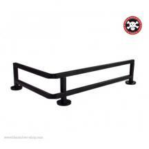 +BRR+ Ironrail L Style right black
