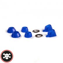 BLACKRIVER TRUCKS First Aid Bushings TKY bule