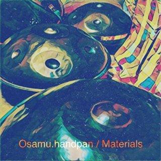 Osamu.handpan - Materials -ハンドパン小曲集 -