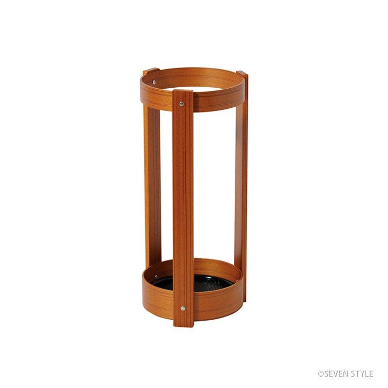 サイトーウッド Umbrella Stand (teak grain)