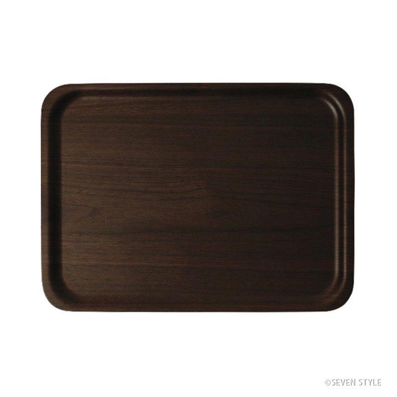 【在庫有り】サイトーウッド Tray 1004WN (walnut)