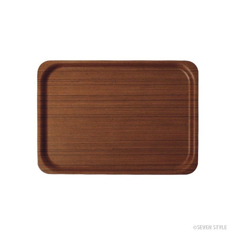 【在庫有り】サイトーウッド Tray 1005 (teak grain)